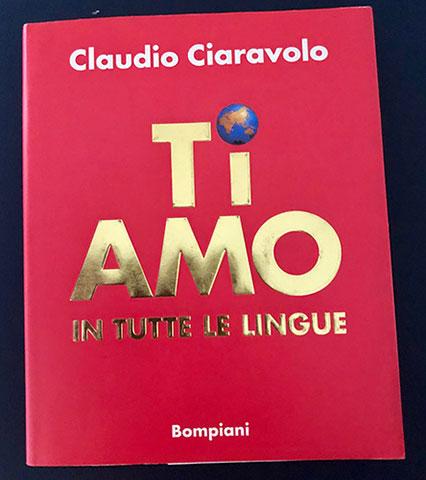 Libro Ti Amo in Tutte le Lingue
